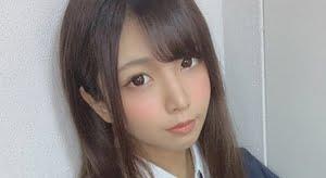 りっきゅん 紺色ハイソックスなプリスカ制服画像