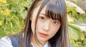 崎川みずき 紺色ハイソックスなプリスカ制服画像